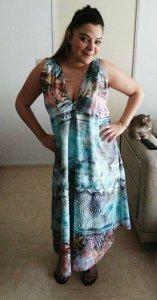 Robe Burda Style Mai 2015