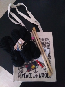 Kit à tricoter PAW